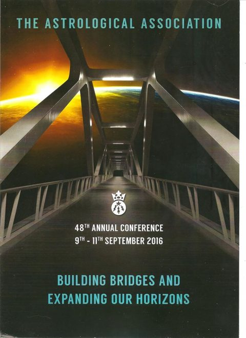 48th ANNUAL CONFERENCE (9th-11th September 2016) – BUILDING BRIDGES AND EXPANDING OUR HORIZONS