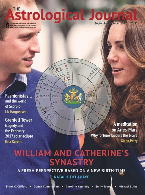 Caroline Kennedy: One to watch? Smiljana Gavrančić examines special degrees in The Astrological Journal (Sept/Oct 2017)