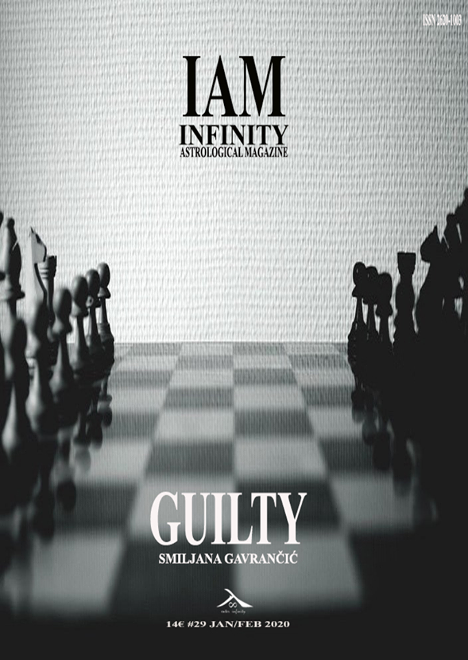 GUILTY #IAM29 January/February 2020 - order your digital/hard copy!