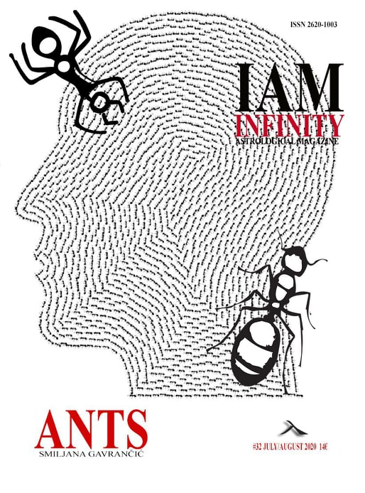 Ants #IAM32 July/August 2020 - Order your digital/hard copy!